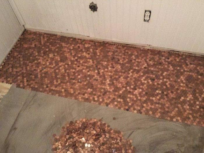 The Penny Floor In Chicago -04